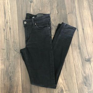 ASOS Black Skinny Jeans Denims Bottoms Pants 31